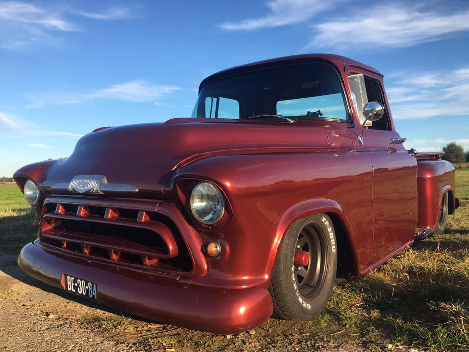 Chevrolet Apache 1957 Truck V8 Airride 22000 Looking For A