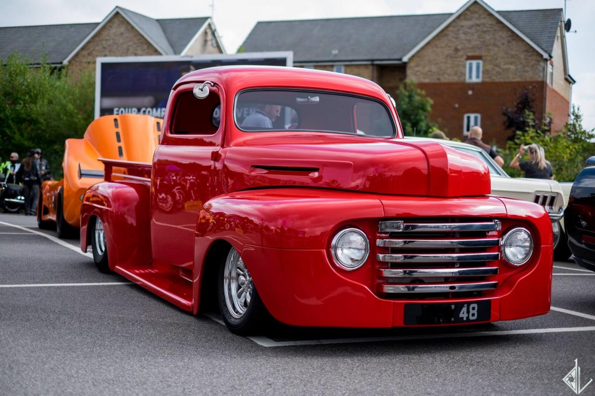 Ford F1 Pickup 1948 For Sale  45k